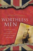Worthless Men large text